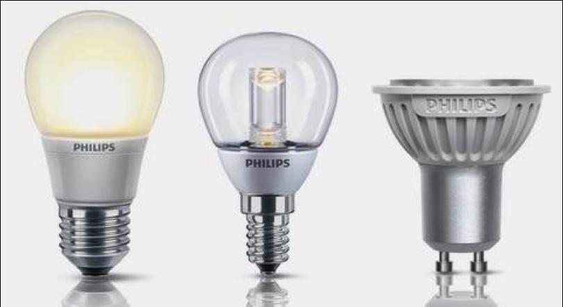 Les Differents Types De Lampes
